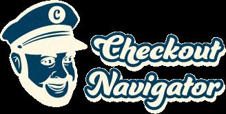 Checkout Navigator footer logo