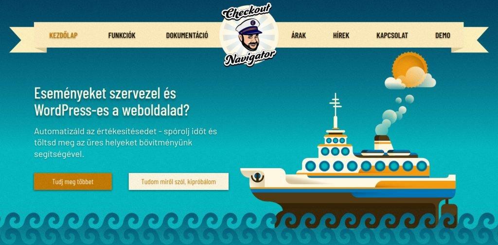 Új honlap nyitókép