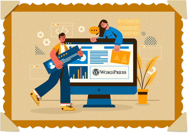 Wordpress weboldal